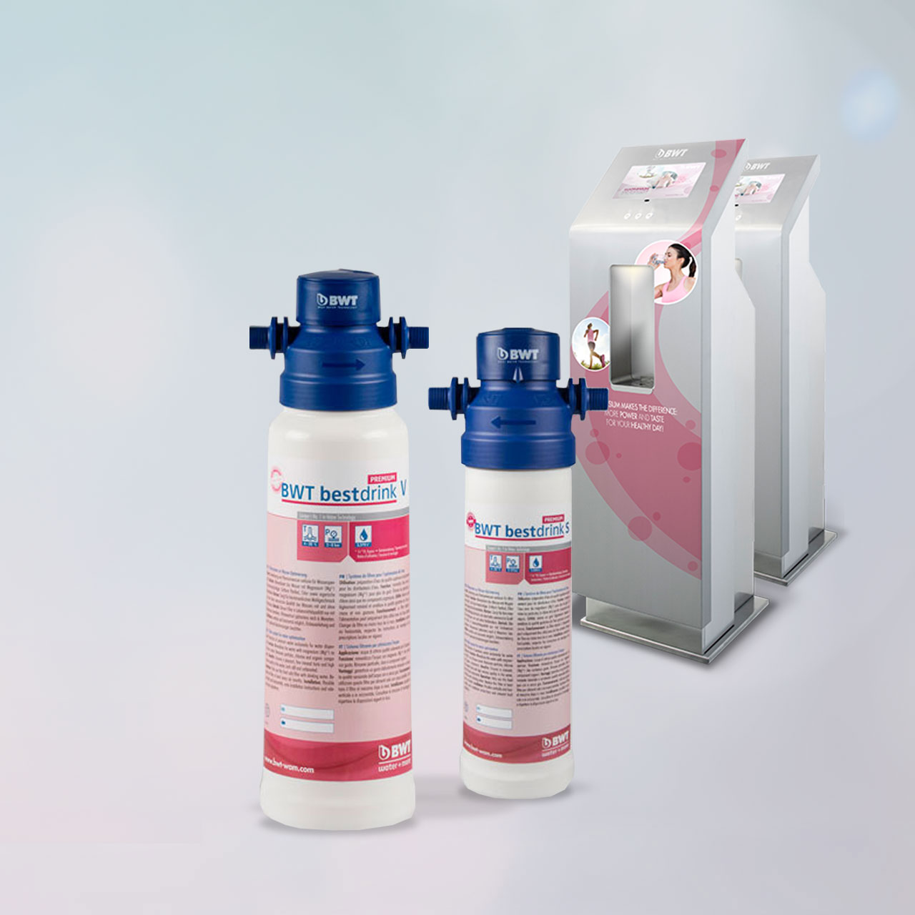 BWT bestdrink and water dispenser product image