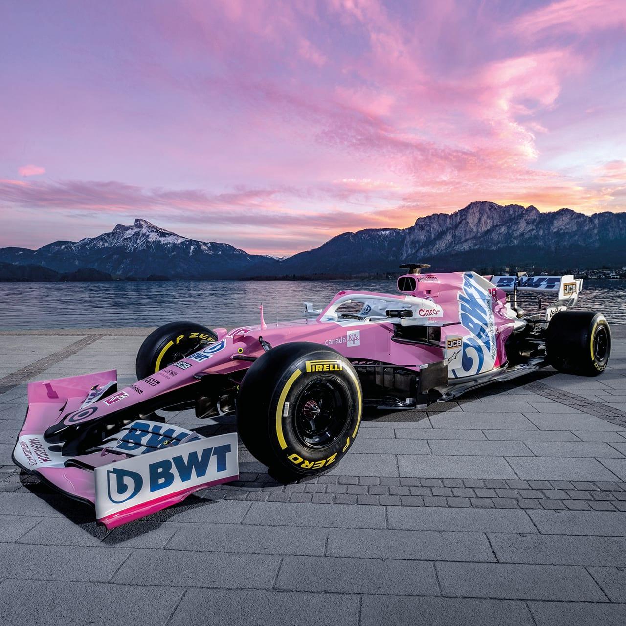 Bwt Formel 1