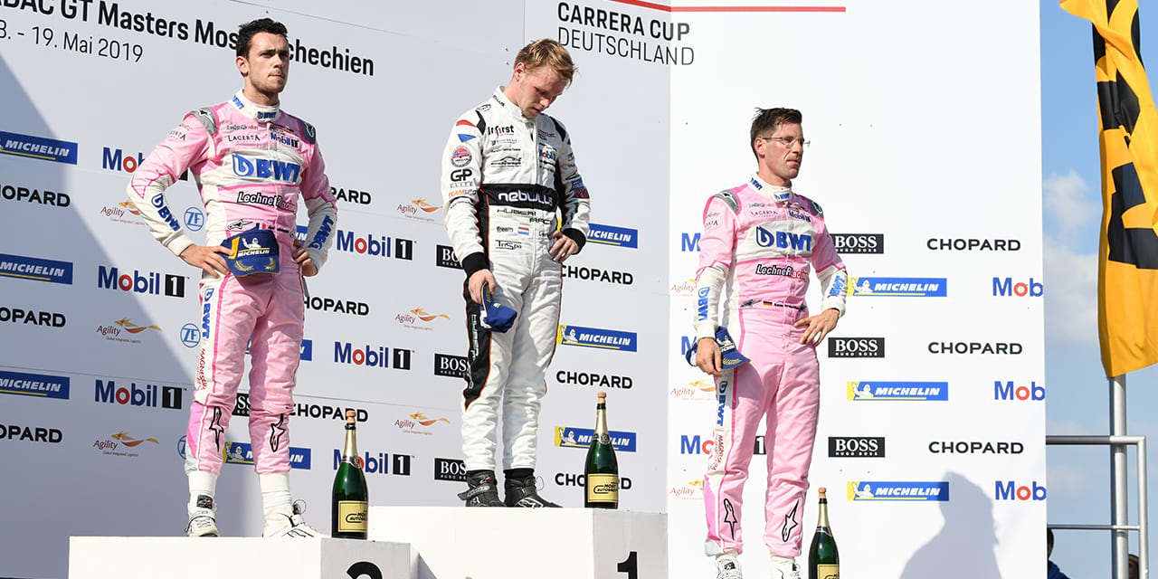 Porsche Carrera Cup Most 2019