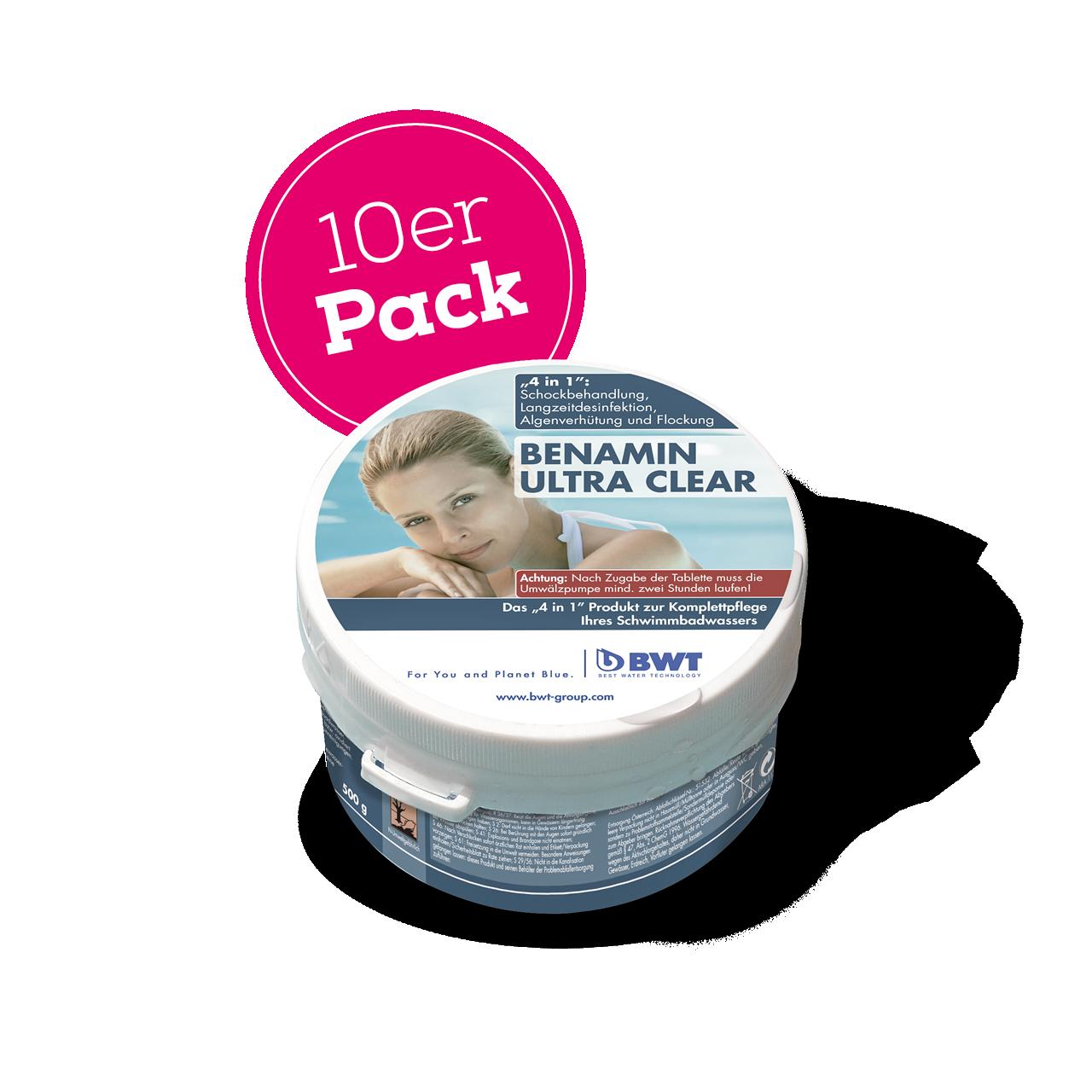 Benamin Ultra Clear 10er Pack