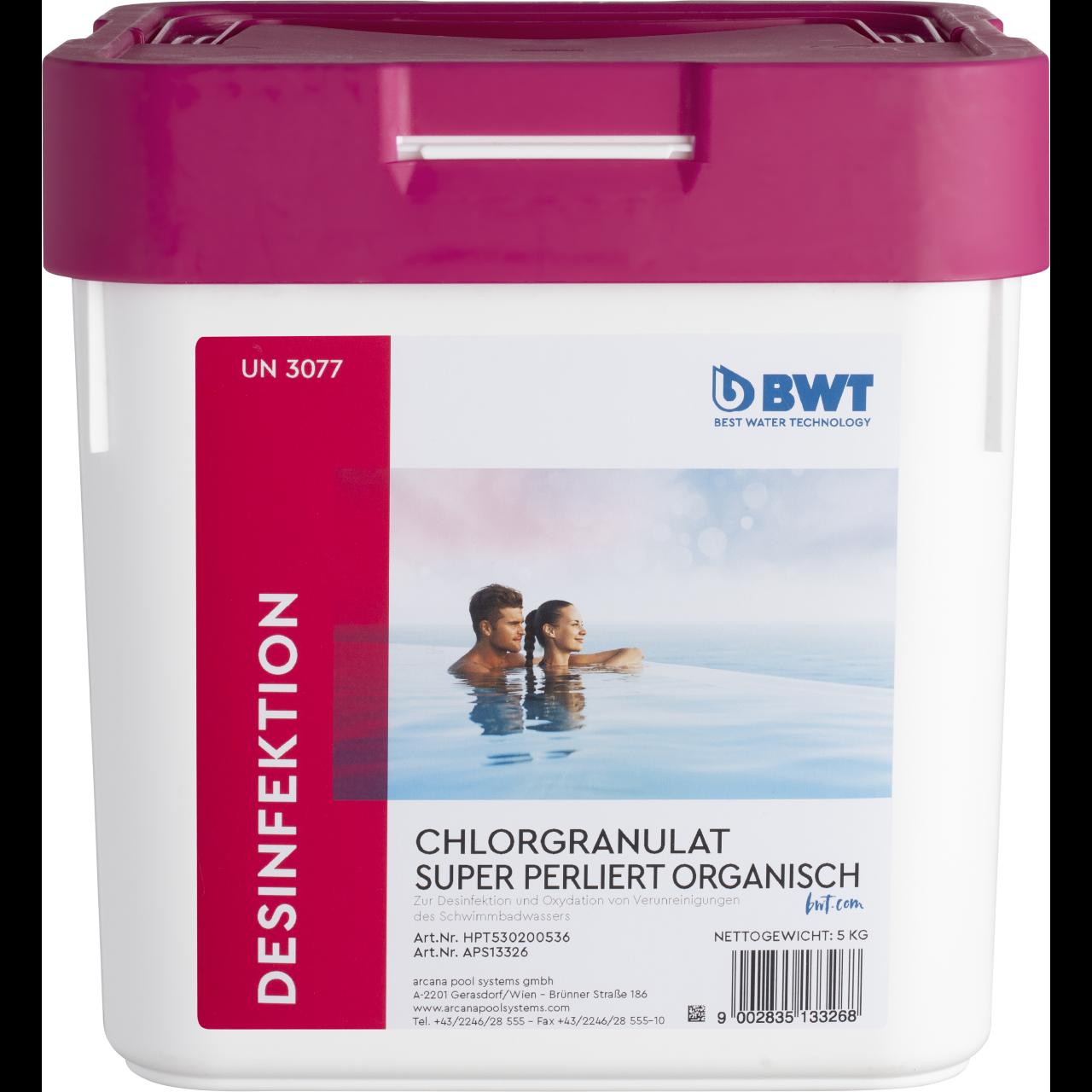 BWT Chlorgranulat