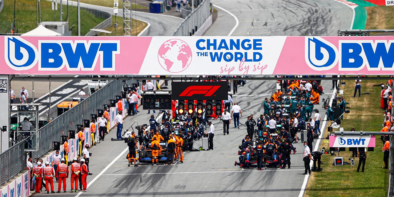 BWT Formula 1