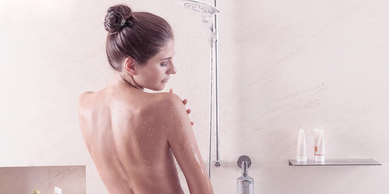 Kalkflecken In Der Dusche Nein Danke Bwt