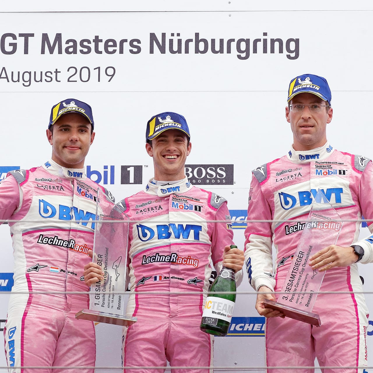 Nürburgring Podium