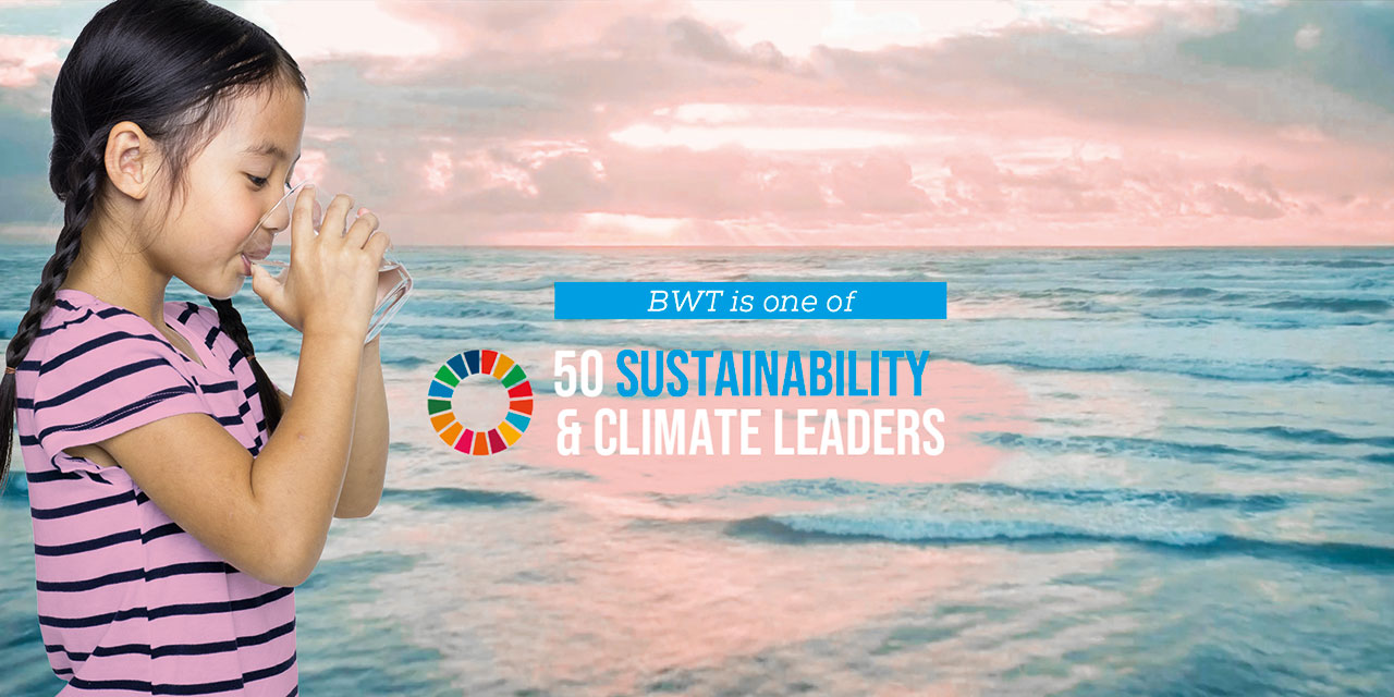 Climate leader