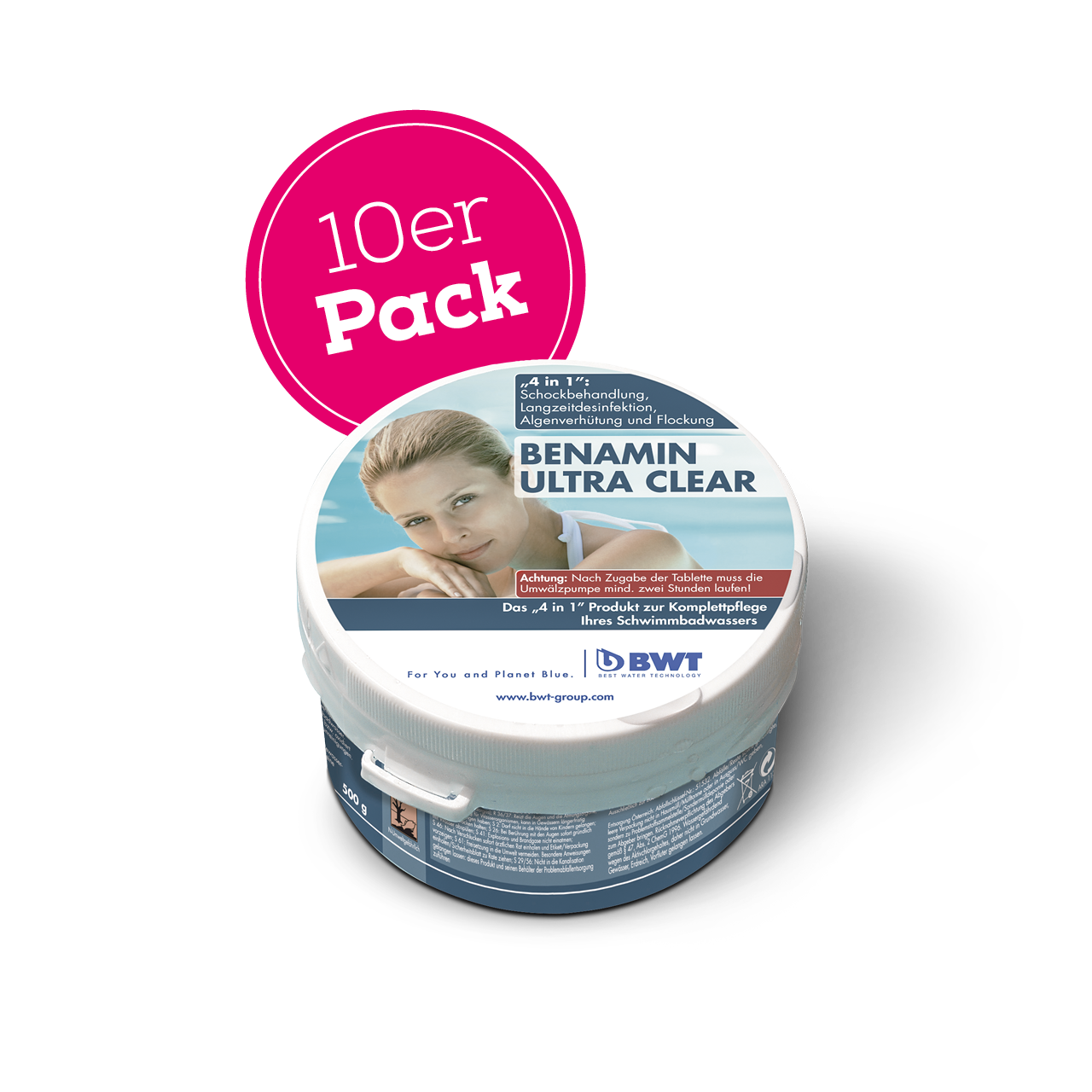 Benamin Ultra Clear 10er Pack