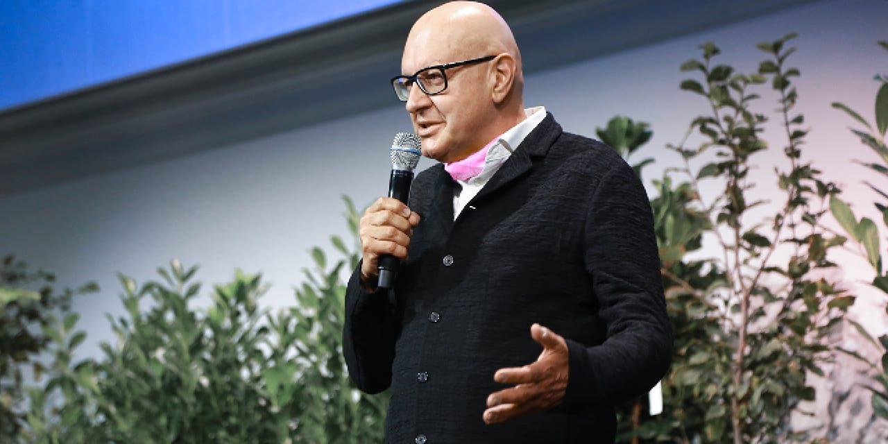 Andreas Weissenbacher at Austrian World Summit
