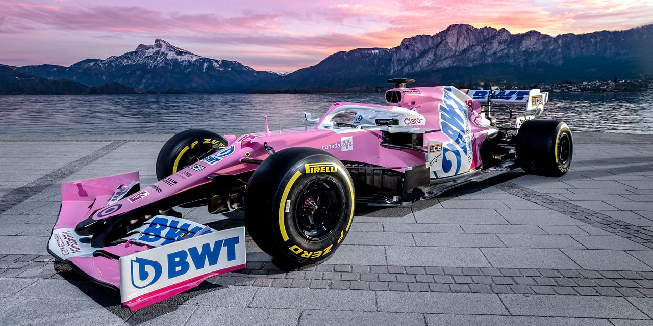 Formel 1 BWT Racing Point