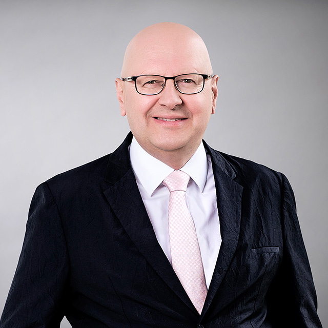 CEO Andreas Weißenbacher