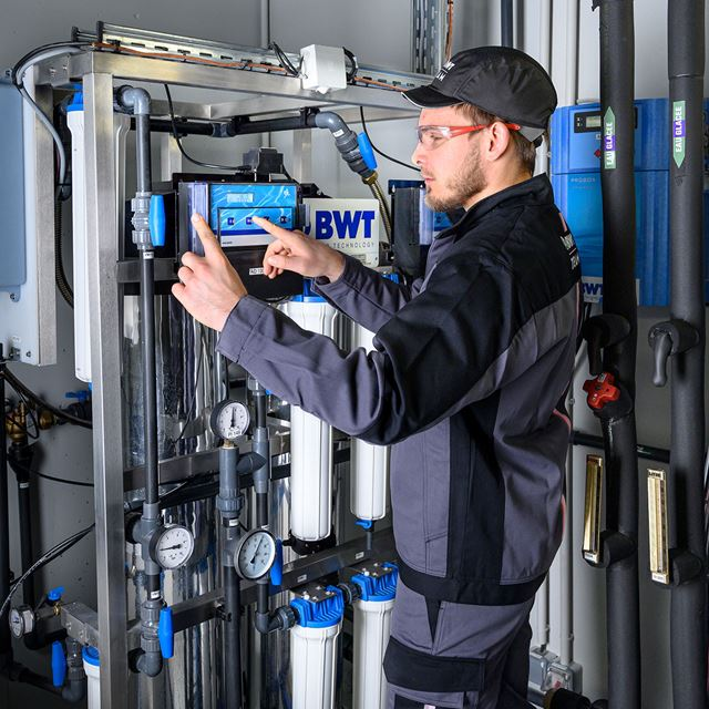 Technicien Maintenance Itinérant (H/F) - BWT