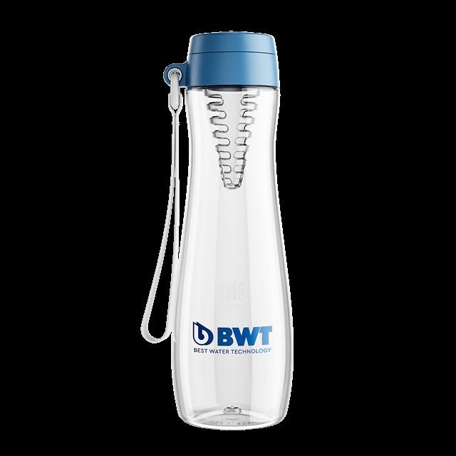 BWT Trinkflasche Tritan Blue 1