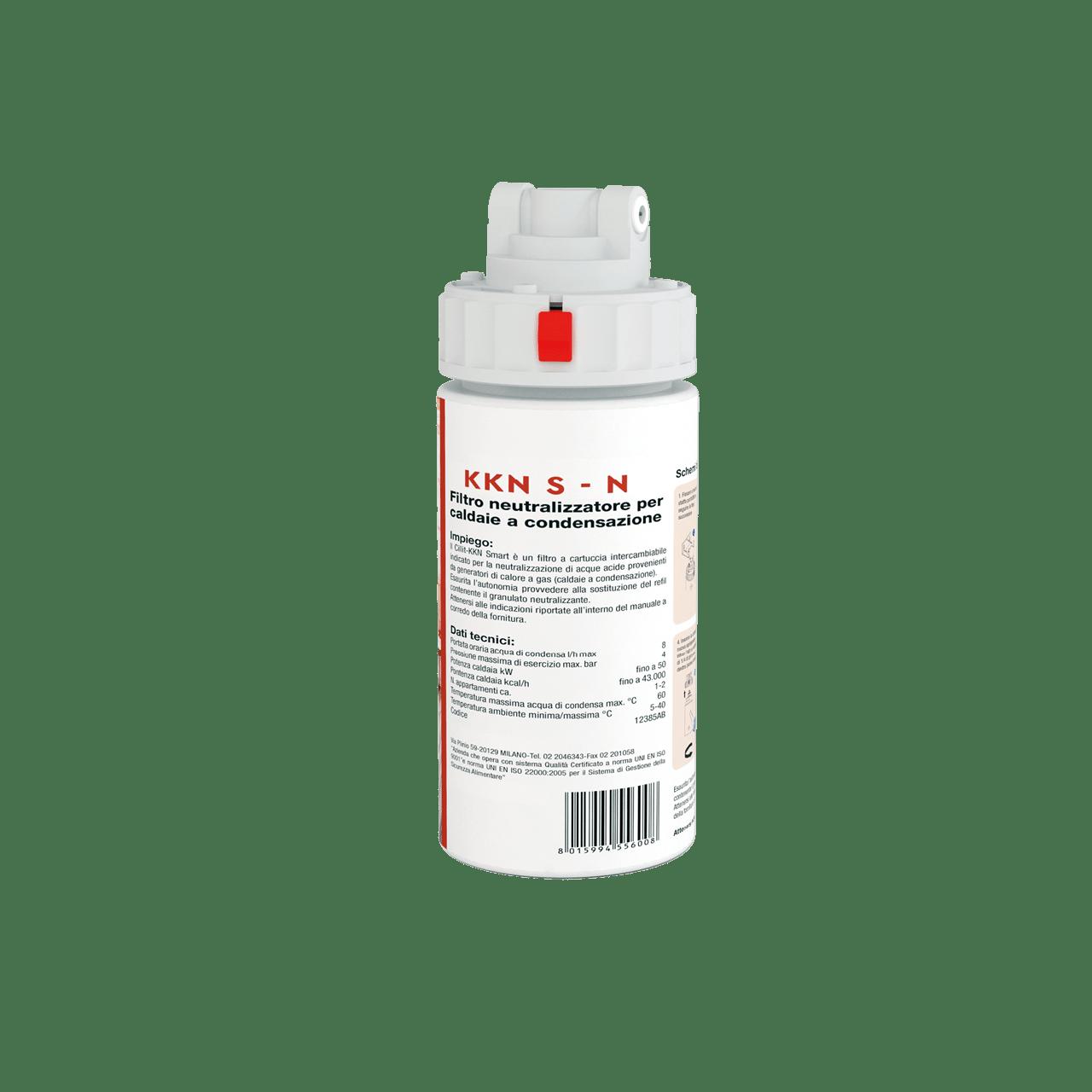 FIltro per caldaia condensazione per neutralizzare acidit/à condensa