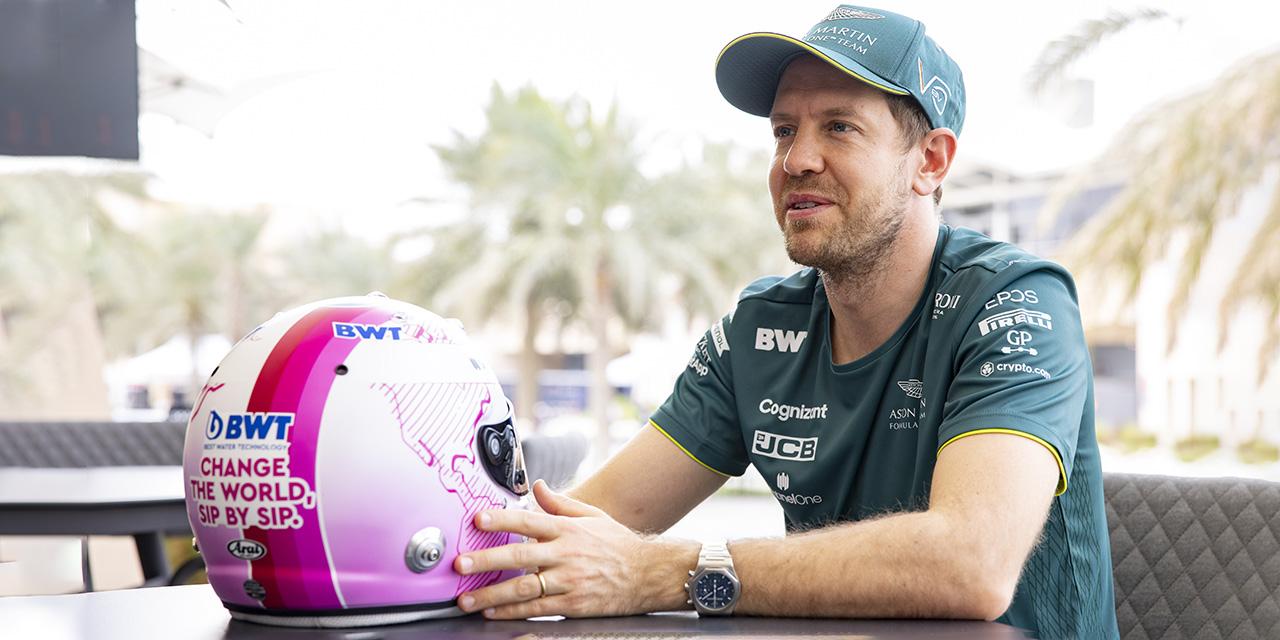 Formular 1 Vettel