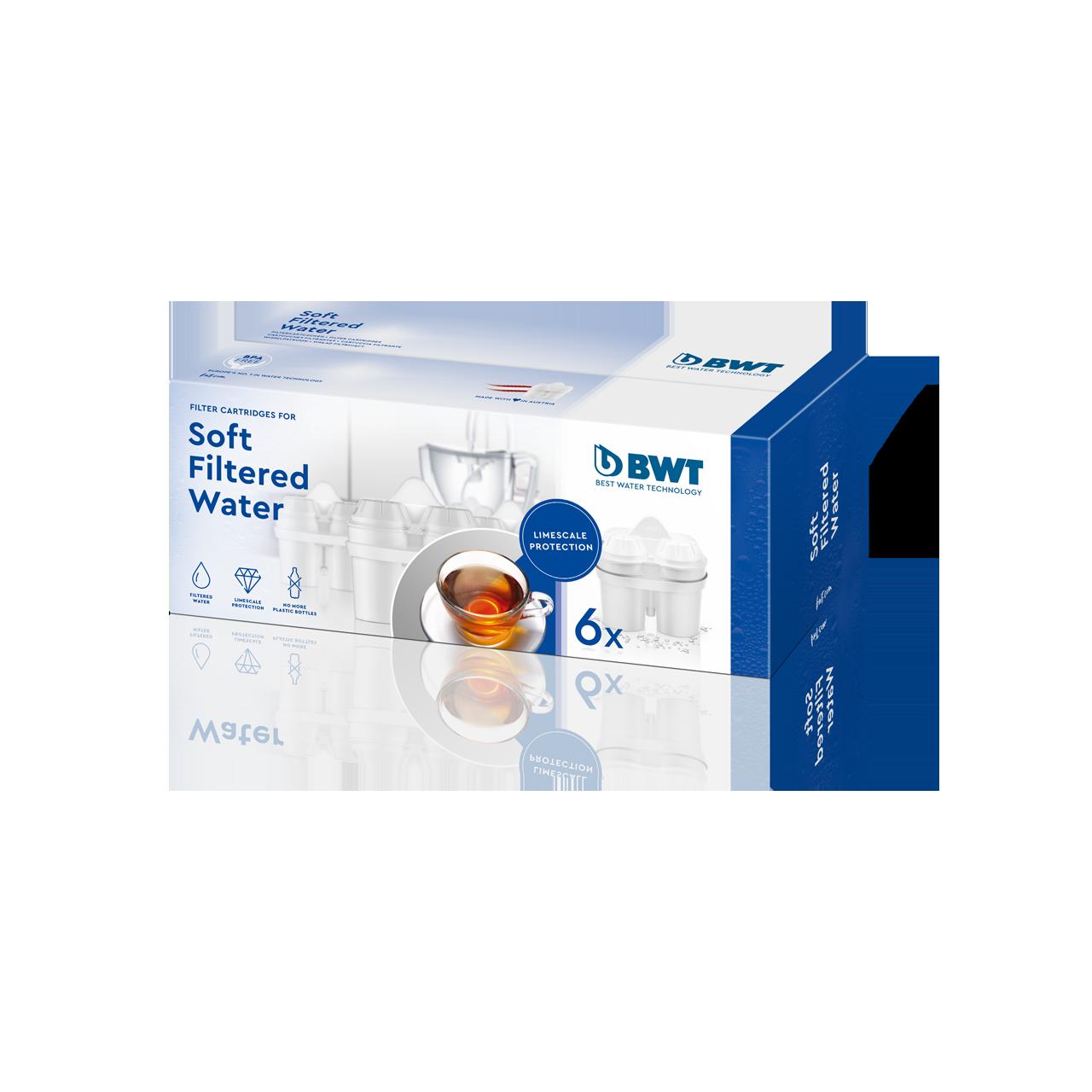 Soft Filtered Water 6er Pack