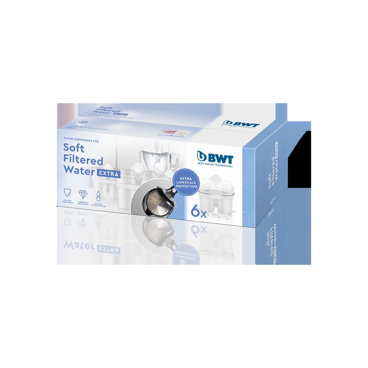 Soft Filtered Water EXTRA 6er Pack