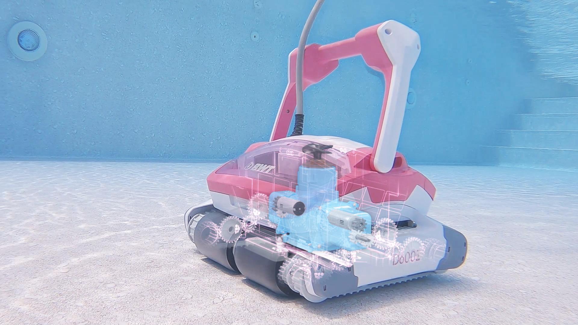 mood BWT Poolroboter D600