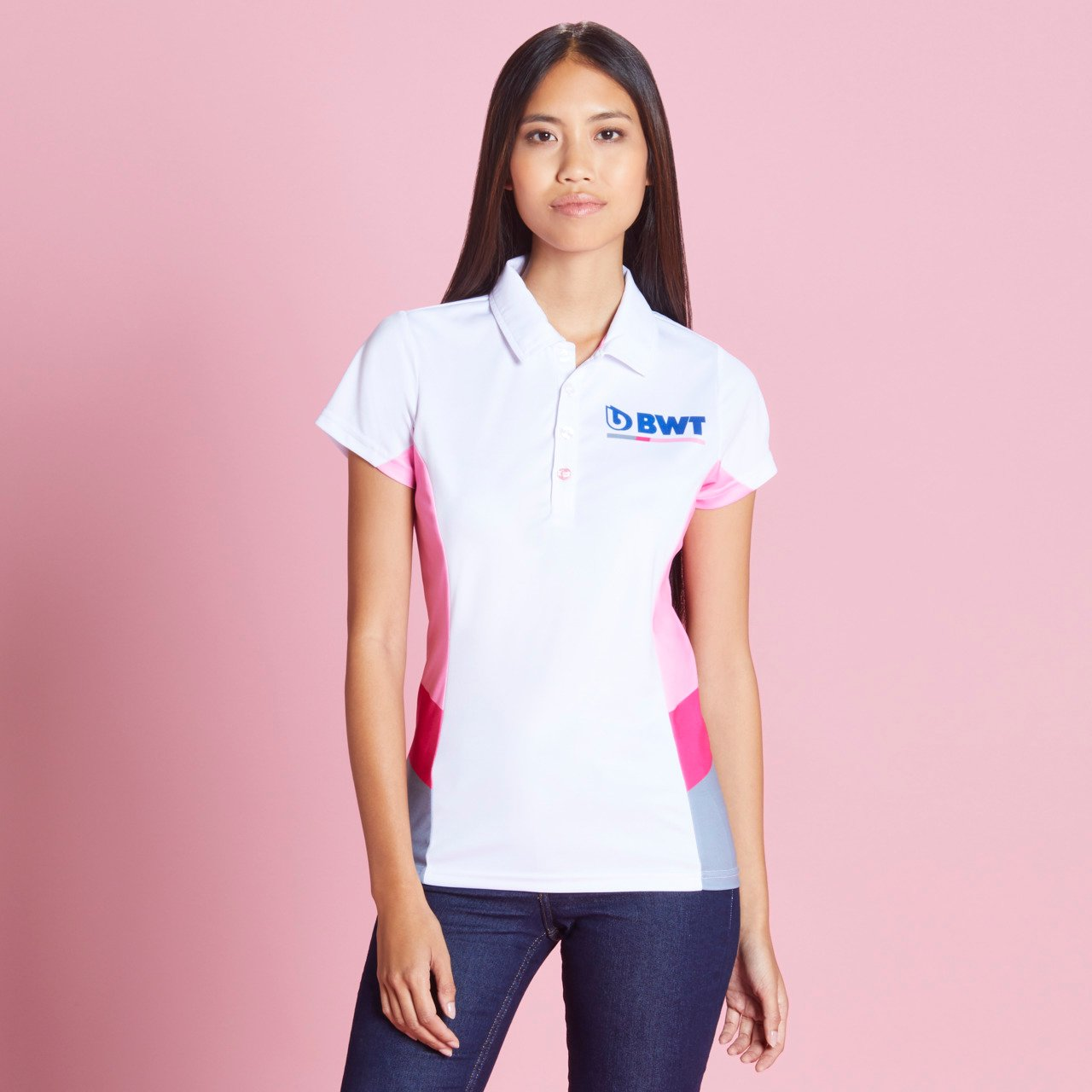 BWT F1 Polo Shirt Damen