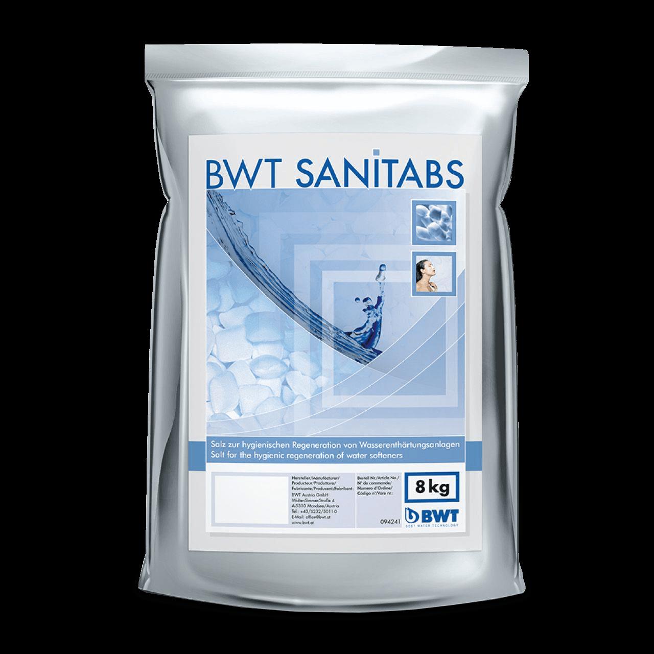 BWT Sanitabs 8 kg