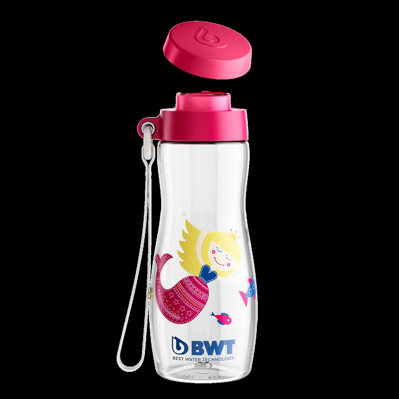 Kids Bottle Refill 375 ml mermaid pink